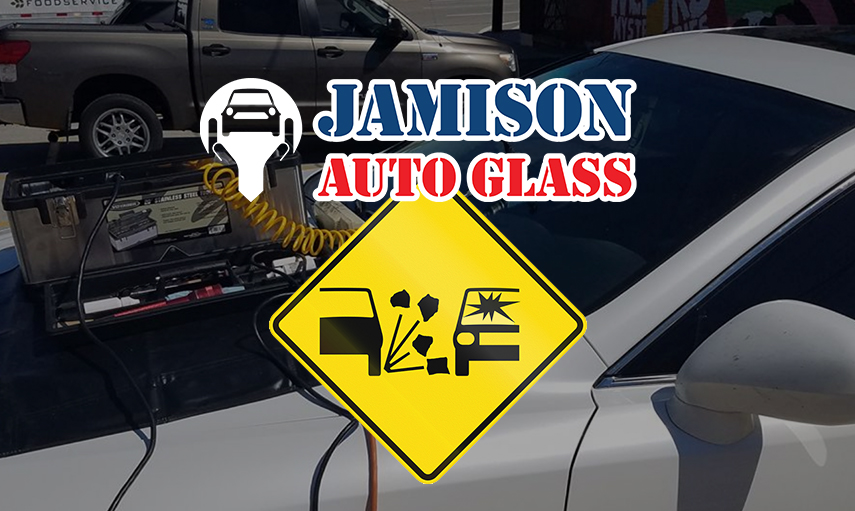 Jamison Rock Chip Repair